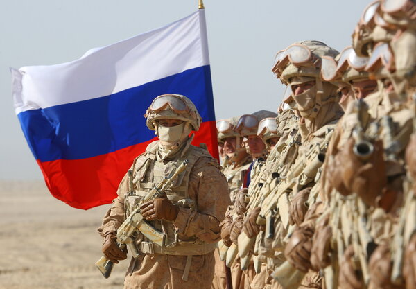 Russian troops participating in military exercises with Uzbekistan and Tajikistan this month near the Tajik-Afghan border.