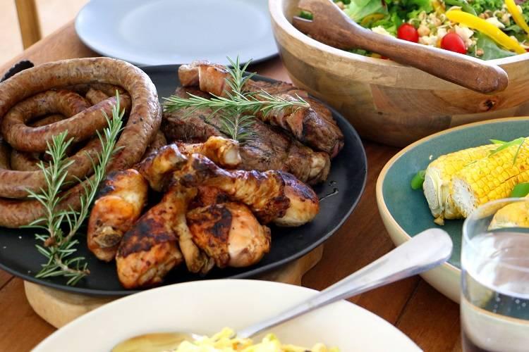 south africa food Graham Montanari